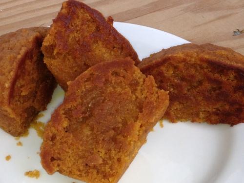 Pumpkin Muffins Fried