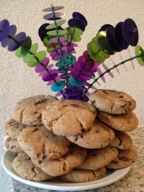Fantastic Vegan Chocolate Chip Cookies